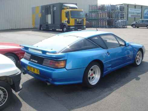 Alpine A610 Evolution 7