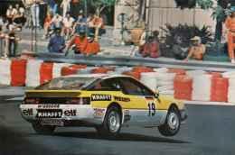 Alpine GTA Europa Cup 3
