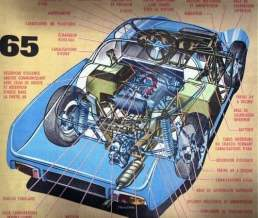 Alpine M65