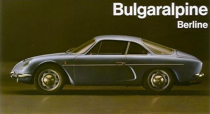 Bulgaralpine