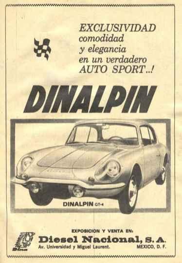 Dinalpin GT4 2