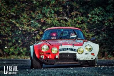 Alpine A110 20 - La Revue Automobile