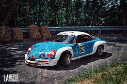 Alpine A110 24 - La Revue Automobile