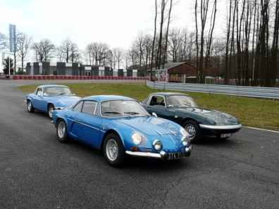 Alpine A110 Lotus Elan Automotiv 3