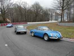 Alpine A110 Lotus Elan Automotiv 7