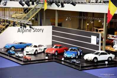 Autoworld 2016 Alpine Story 212