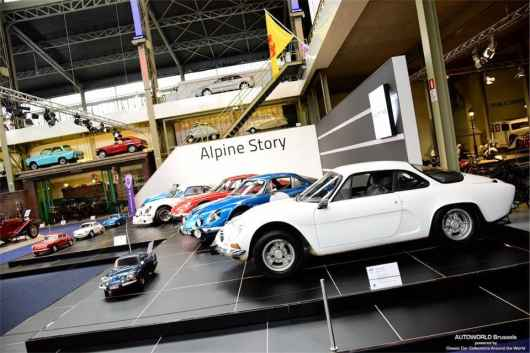 Autoworld 2016 Alpine Story 26