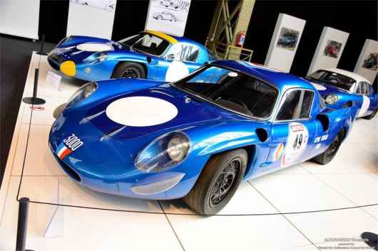 Autoworld 2016 Alpine Story 64