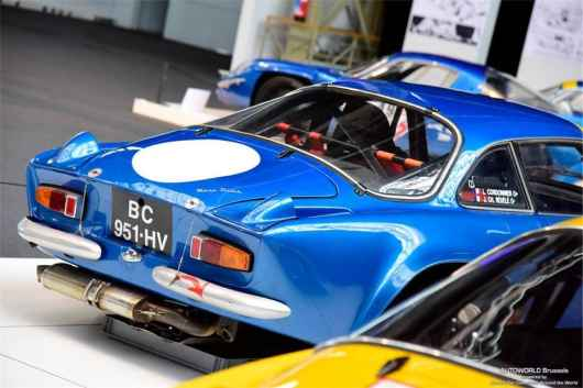 Autoworld 2016 Alpine Story 97