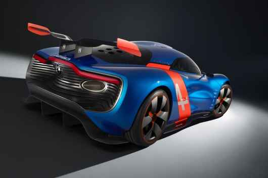 Alpine A110-50 COncept-Car - 1