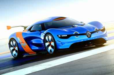 Alpine A110-50 COncept-Car - 13