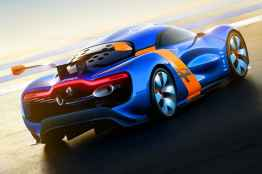 Alpine A110-50 COncept-Car - 7