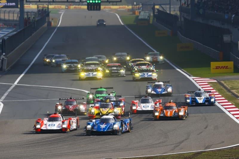 Alpine vise une victoire ce week-end sur le circuit de Shanghai !
