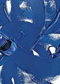 Alpine A120 AS1 affiche salon FIAC Paris - 8