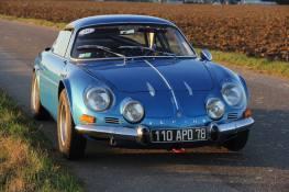 Jean-Pascal DAuce Alpine A110 1300 1971 - 5
