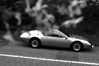 Alpine A310 1600 VE 1973 Japon - 36