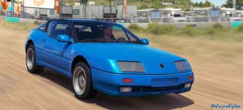Forza Horizon 3: quand une Alpine GTA Le Mans fait son apparition !