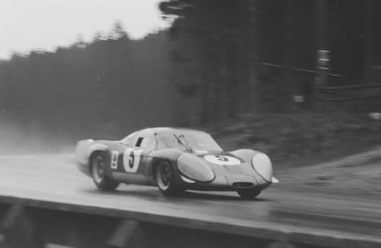 Alpine A220 Spa 1969