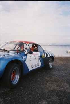 Alpine A110 DMCST Argentique - 2