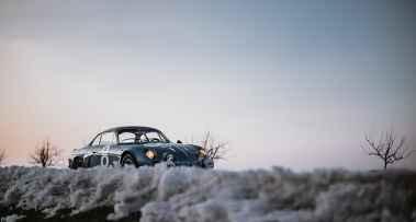 Alpine LAB et son Alpine A110 1300S Usine de 1968 Classic Driver - 13