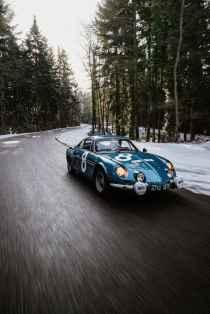 Alpine LAB et son Alpine A110 1300S Usine de 1968 Classic Driver - 36