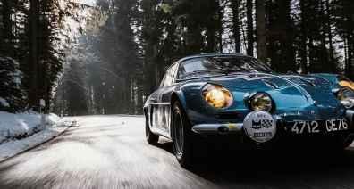 Alpine LAB et son Alpine A110 1300S Usine de 1968 Classic Driver - 39