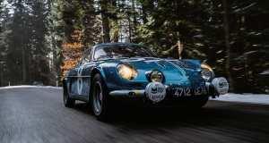 Alpine LAB et son Alpine A110 1300S «Usine» de 1968