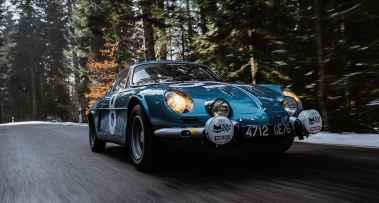 Alpine LAB et son Alpine A110 1300S Usine de 1968 Classic Driver - 41