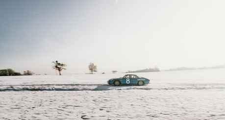 Alpine LAB et son Alpine A110 1300S Usine de 1968 Classic Driver - 5