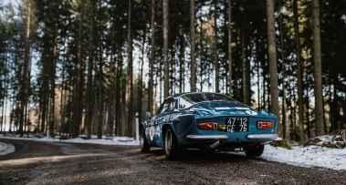 Alpine LAB et son Alpine A110 1300S Usine de 1968 Classic Driver - 56