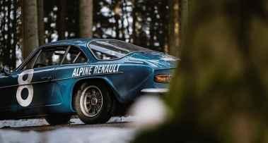 Alpine LAB et son Alpine A110 1300S Usine de 1968 Classic Driver - 57
