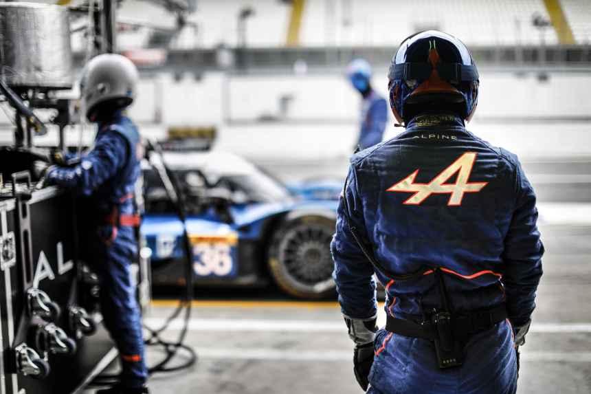 Retour en images et en vidéos sur le prologue FIA WEC au coeur des équipes Signatech Alpine Matmut