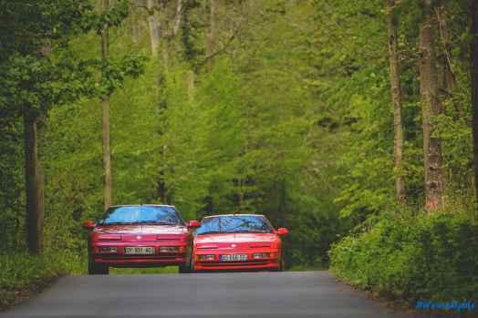 Laurent et son Alpine A610