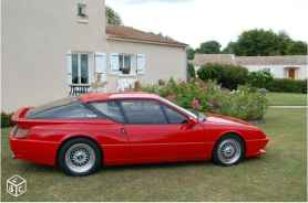 Alpine GTA V6 Turbo Pierangeli BBS - 7