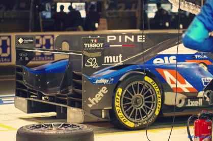 Alpine Planet WEC 24 Heures du Mans 2017 Signatech Alpine Ragues Panciatici Rao Negrao Dumas Menezes coulisses - 46-imp