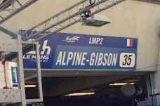 Alpine Planet WEC 24 Heures du Mans 2017 Signatech Alpine Ragues Panciatici Rao Negrao Dumas Menezes coulisses - 8-imp