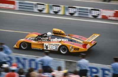 24 Heures du Mans 1978 pironi jabouille depailler jaussaud bell ragnotti frequelin a443 a442b a442a a442 victoire - 20