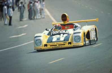 24 Heures du Mans 1978 pironi jabouille depailler jaussaud bell ragnotti frequelin a443 a442b a442a a442 victoire - 24