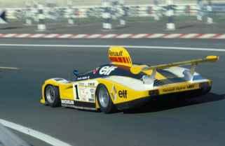 24 Heures du Mans 1978 pironi jabouille depailler jaussaud bell ragnotti frequelin a443 a442b a442a a442 victoire - 32