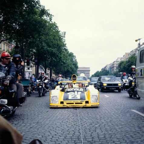 24 Heures du Mans 1978 pironi jabouille depailler jaussaud bell ragnotti frequelin a443 a442b a442a a442 victoire - 8