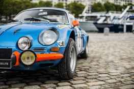 Alpine A110 1600S 1971 Usine Jean Pierre Nicolas - 11