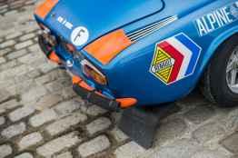 Alpine A110 1600S 1971 Usine Jean Pierre Nicolas - 20