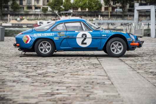 Alpine A110 1600S 1971 Usine Jean Pierre Nicolas - 7