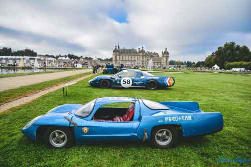 Alpine A210 – Chantilly Arts et Elégance 2017