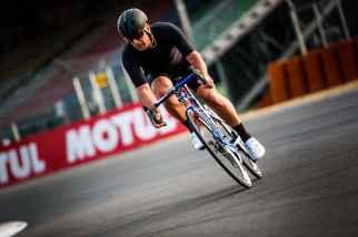 Velo Course Alpine 36 24 Heures Mans Deco Bike - 4