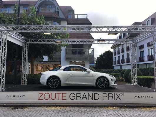 Alpine A110 Grand Prix Zoute MVDS Van Der Sande Belgique (6)