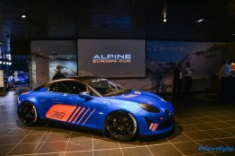 Alpine A110 Cup Signatech Studio Boulogne Billancourt GPE Auto - 11