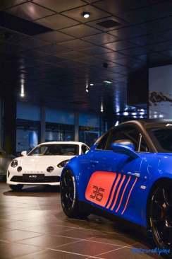 Alpine A110 Cup Signatech Studio Boulogne Billancourt GPE Auto - 13