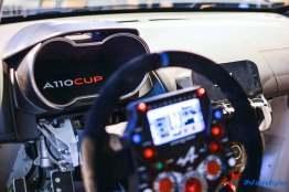Alpine A110 Cup Signatech Studio Boulogne Billancourt GPE Auto - 25