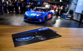 Alpine A110 Cup Signatech Studio Boulogne Billancourt GPE Auto - 40